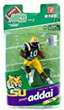 NCAA Sportspicks S.3 Joseph Addai - LSU - Gold Level Variant AF