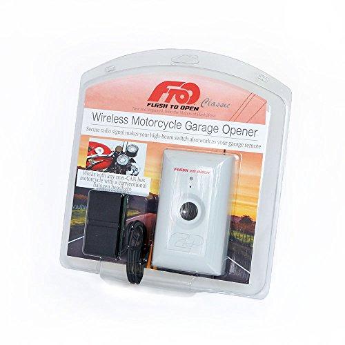 Flash to Open Classic – Motorcycle Garage Door Opener – Headlight Activated