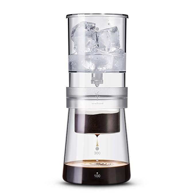 Review Soulhand Ice Drip Coffee