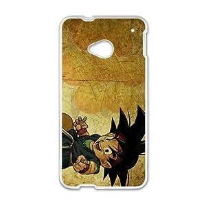Dragon Ball White HTC M7 case