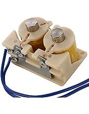UHPPOTE 1073 Alambre de Cobre Estañado de la Bobina Universal para el Reemplazo Eléctrico de los Carretes de la Cerradura 12V