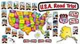 USA Road Trip!, Scholastic, Inc. Staff, 0439749220