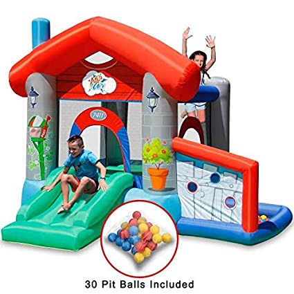 6f76c049f Amazon.com  ACTION AIR Bounce House