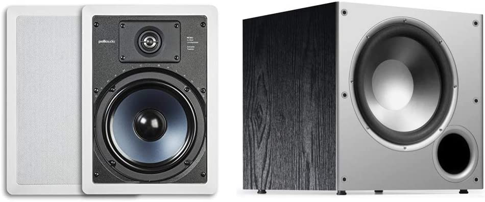 Polk Audio RC85i 2-way Premium In-Wall 8