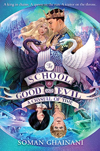 A Crystal of Time (The School for Good and Evil, Book 5) (English Edition)
