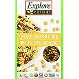 Explore Cuisine Organic Chickpea Fusilli Pasta, 227g