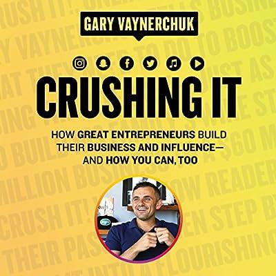 by Gary Vaynerchuk (Author, Narrator), Rich Roll (Narrator), Amy Schmittauer (Narrator), HarperAudio (Publisher)(452)Buy new: $27.37$25.95