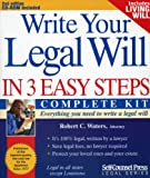 Write Your Legal Will in 3 Easy Steps - US