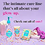 OMV by Vagisil All-Day Fresh Intimate Feminine Wash for Women, Gynecologist Tested, Vanilla Clementine Scent, 12 Ounce Bottle