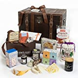 Gourmet Treasures for Her Gift Trunk (5.2 pound)