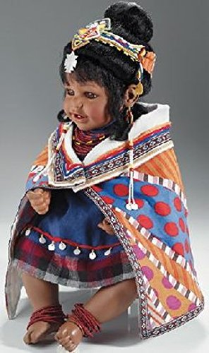 Delila Kenya Country 21 Inch Baby Doll [Toy]
