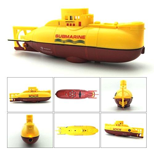 hot sale 2017 EUDAX Mini RC Water Boat Toy Remote Control