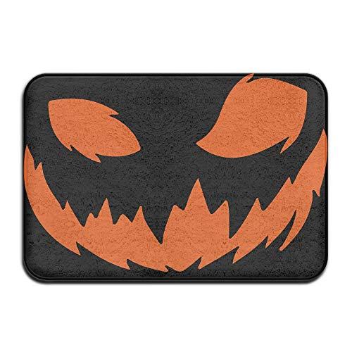 Pumpkin Halloween-1 Indoor Outdoor Entrance Rug Non Slip Car Floor Mats Doormat Rugs for Home -