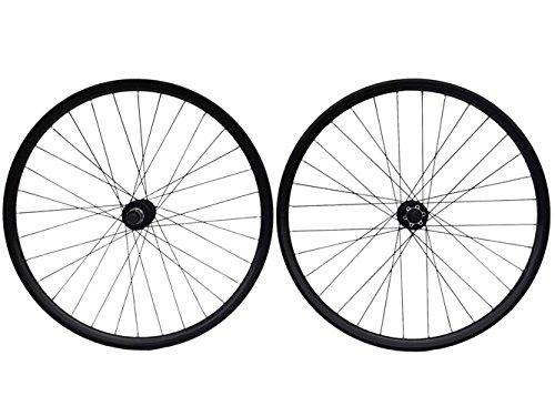 Full Carbon Glossy Clincher Rim 29er Mountain Bike MTB 29'' Wheel Clincher Wheelset by x-goods