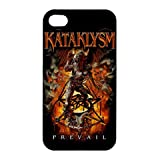 iPhone 4/4s Custom Phone Hard Case kataklysm DIY Design
