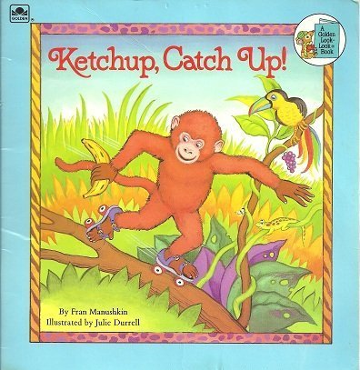 Ketchup catchup Look Look Golden Books product image