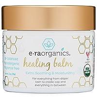 Healing Ointment for Babies 2oz. USDA Certified Organic Natural Healing Cream...