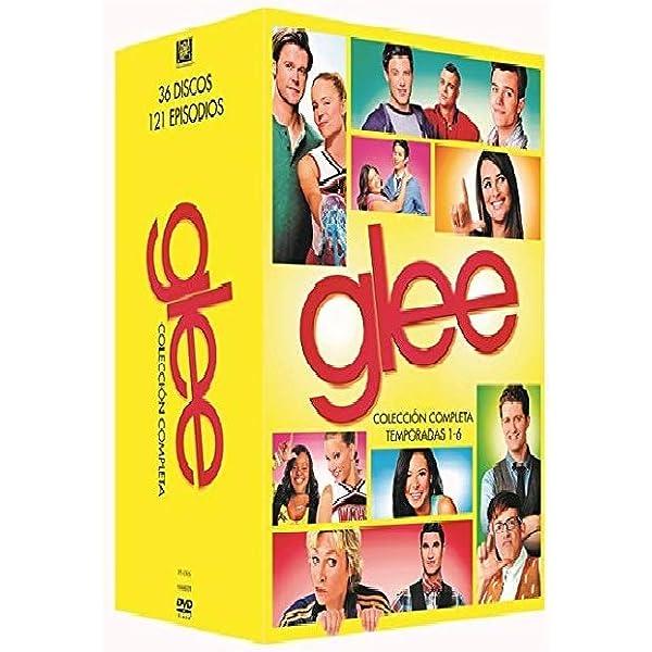 Pack Cierre Franquicia Glee Temporada 1- 6 [DVD]: Amazon.es: Lea ...