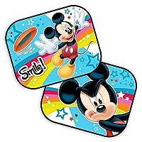 Disney 9313 Sonnenschutz-Vorhänge Mickey