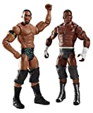 WWE Dual Impact: Michael Tarver & David Otunga Figure 2-Pack - Series #10