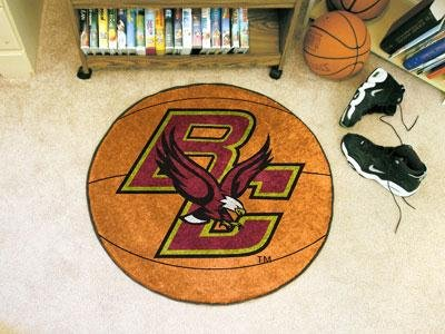 Fanmats Boston College Eagles Basketball-Shaped Mat