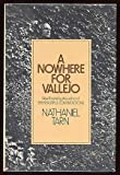 A Nowhere for Vallejo, Nathaniel Tarn, 0394709543
