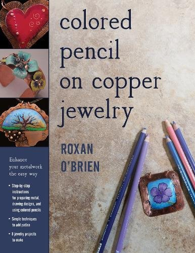 Colored Pencil Copper Jewelry Metalwork product image