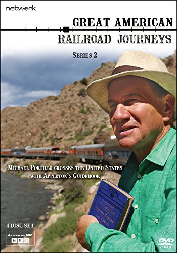 Great American Railroad Journeys: The Complete Series 2 [DVD]