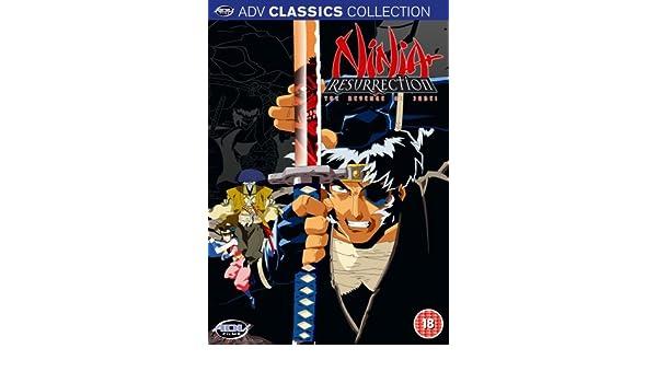 Amazon.com: Ninja Resurrection Classic Collection [DVD ...