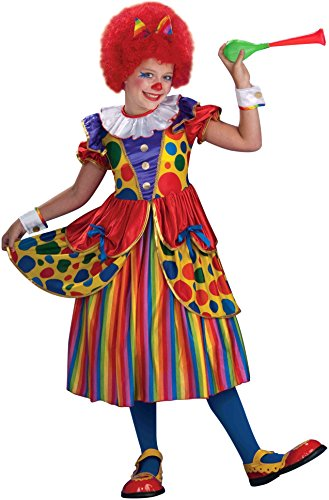 Forum Novelties Clown Princess Child Costume, Small]()