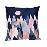 Pillow Cases,Lavany Pillow Covers Love Printing Pillowcases Cushion Sofa Home Decorative (A)