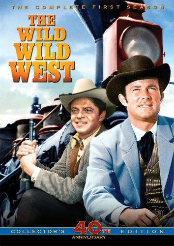 The Wild Wild West - The Complete First Season