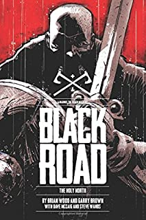 Book Cover: Black Road: The Holy North