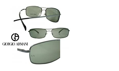 Gafas de sol GIORGIO ARMANI - Montura Metal Azul - 400/S ...