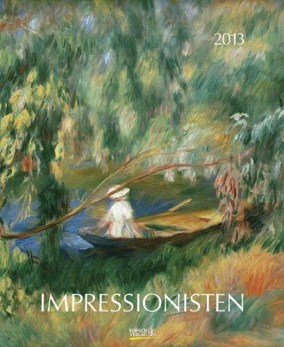 Impressionisten 2013. Special Kunstkalender