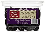 Trader Joe's 73% Cocao Dark Belgian Chocolate Covered Almonds