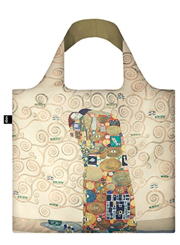 Gustav Plage Sac 50 Fulfilment LOQI The Multicolour Klimt cm liters Multicolore de Bag 20 Museum pZxq5U