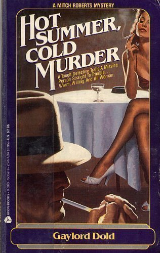 book cover of Hot Summer, Cold Murder