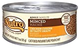 Nutro Grain Free Adult Minced Chicken Cuisine in Tasty Gravy Canned Cat Food