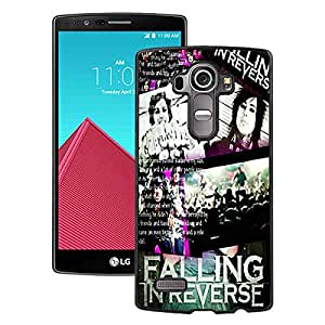 falling in reverse Black Newest Custom Design LG G4 Phone Case