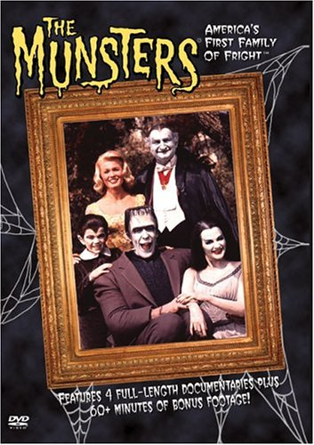 Sonja White Box - The Munsters - America's First Family of Fright (Documentary)