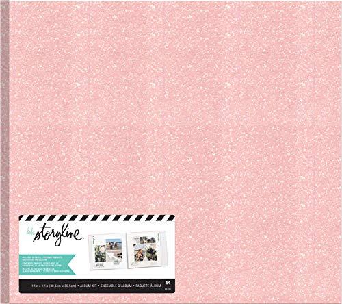 American Crafts Heidi Swapp Storyline 3 Post Bound Album 12