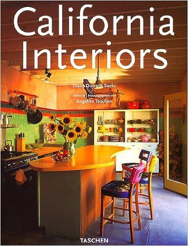 Amazon com california interiors jumbo english french and german edition 9783822866108 diane dorrans saeks taschen corinna von bassewitz