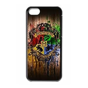 iPhone 5C Phone Case Black Harry Potter ZKH9362813