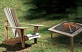 Destination Summer 32-inch Wood Burning Backyard