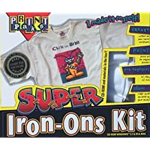 Super Iron-Ons Kit (T-Shirt Included)