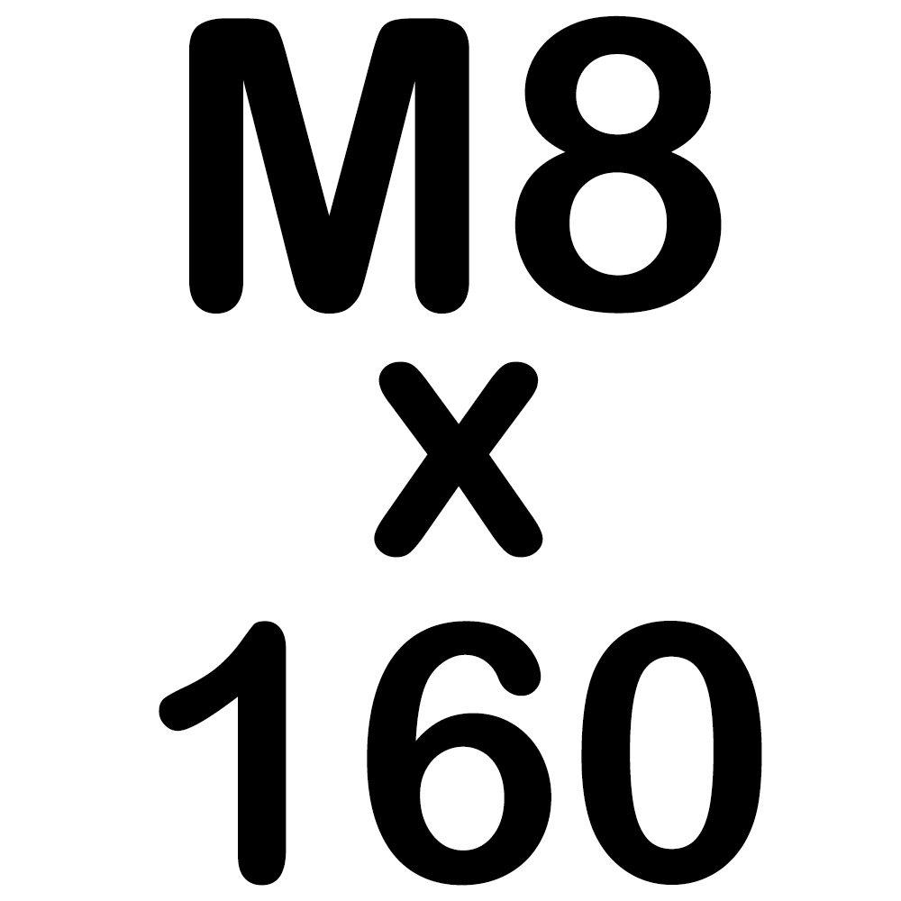 50 Sechskantschrauben Edelstahl M10 x 100 mm Vollgewindeschrauben Schrauben DIN 933 A2