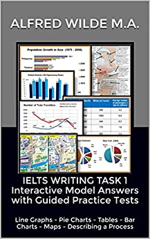 ielts writing graph with answers pdf