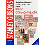 Stanley Gibbons Stamp Catalogue 2001: British Commonwealth v.2