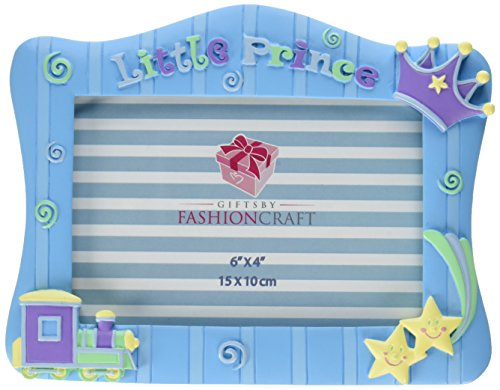 Blue Frame Prince (Fashioncraft 12803 Little Prince Frames Blue)